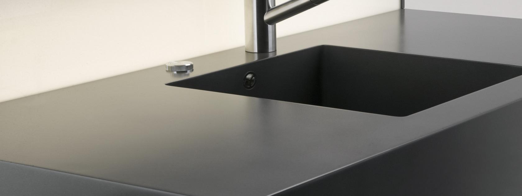 Wunderbar Pfeiffer   CORIAN Küchenarbeitsplatte